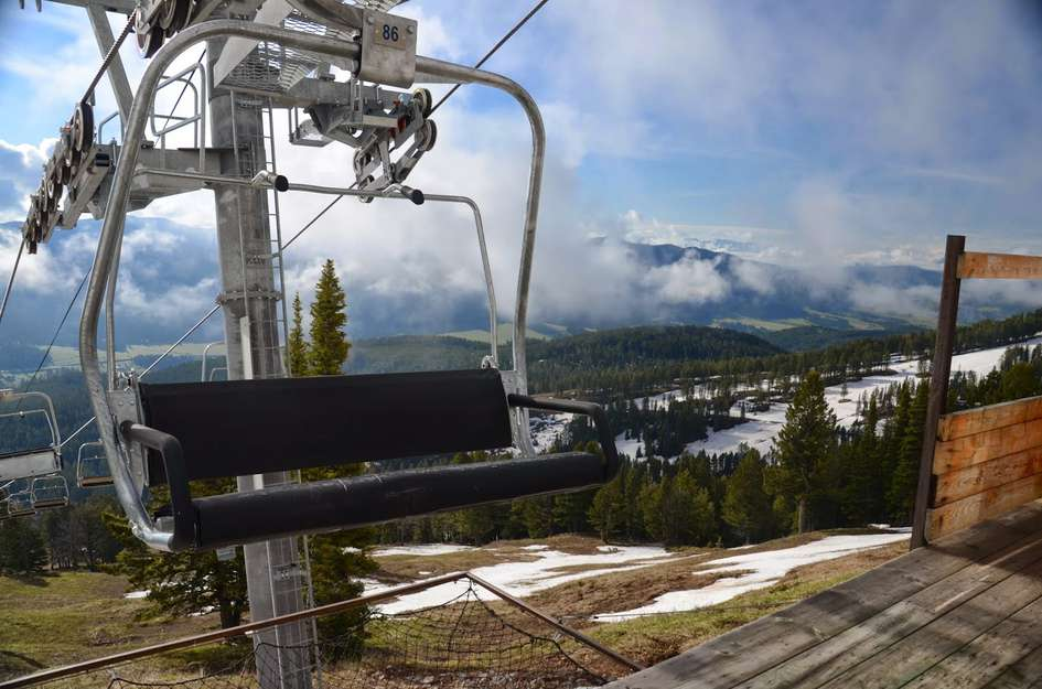 Bridger chairlift 1